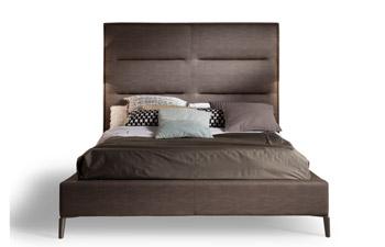 Brigitte Italian Bed