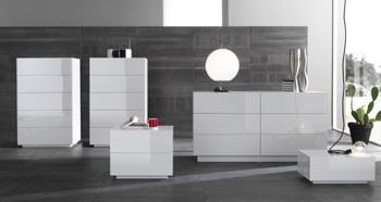 Italian Dresser White