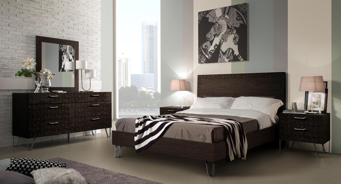 Modern Italian Bed